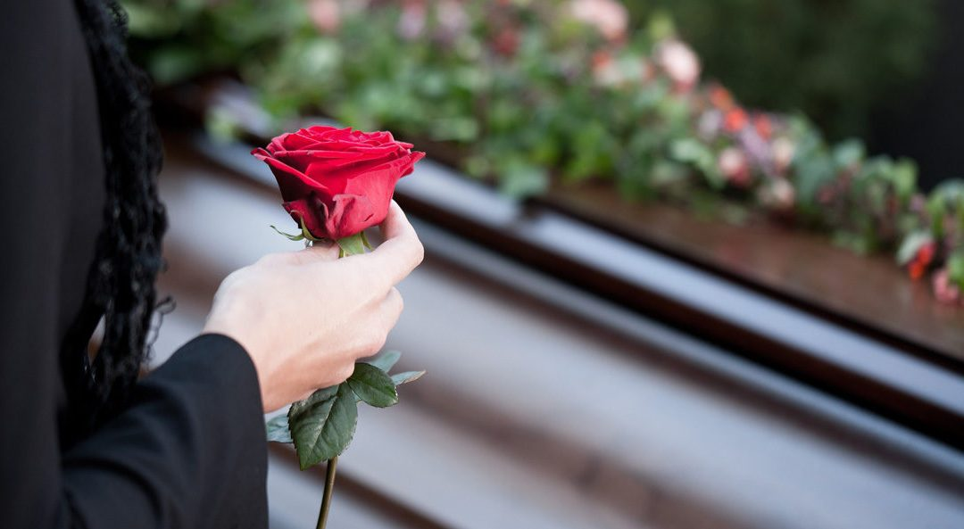 The Role of A Celebrant when your loved one Passes Away