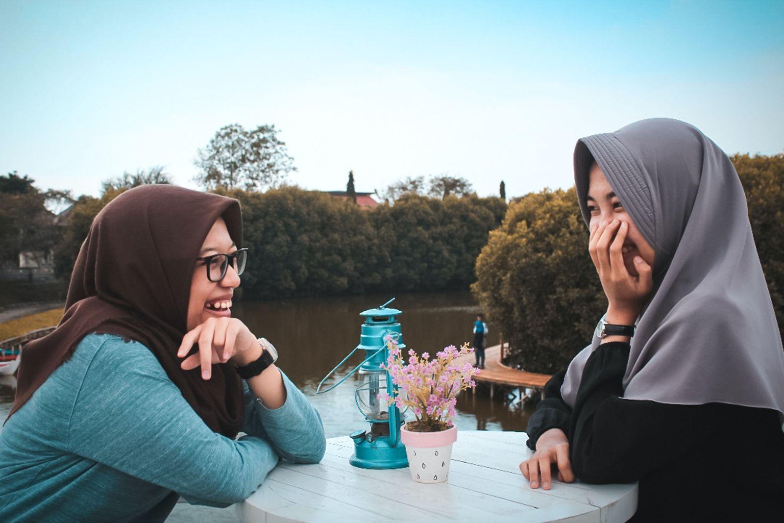 calm public speaking nerves - speak to one person