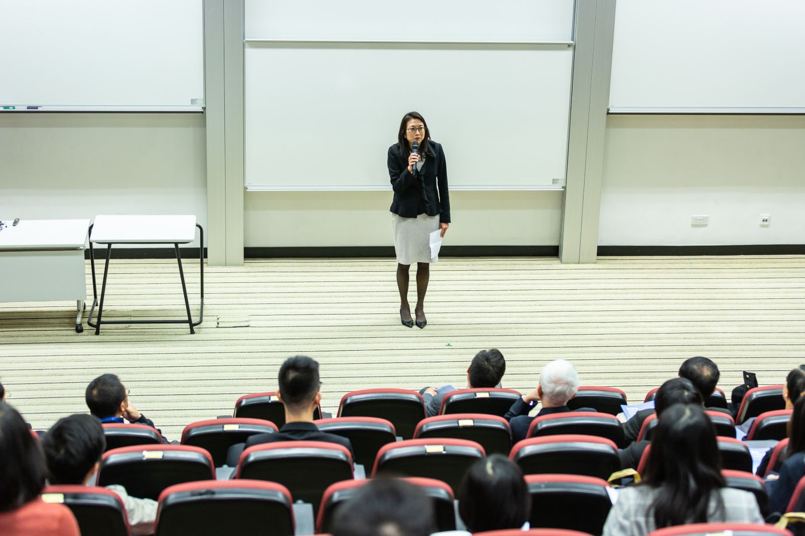 body language in public speaking