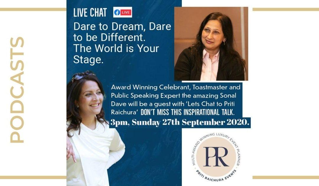 Informative Chat with Priti Raichura Search