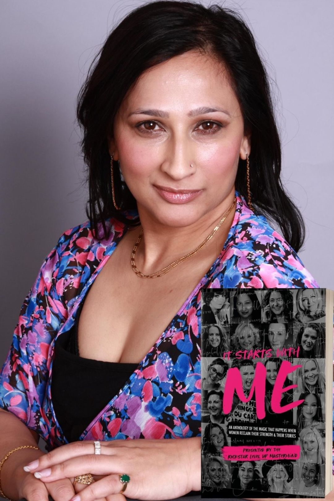It Starts With Me - Sonal Dave Published Author