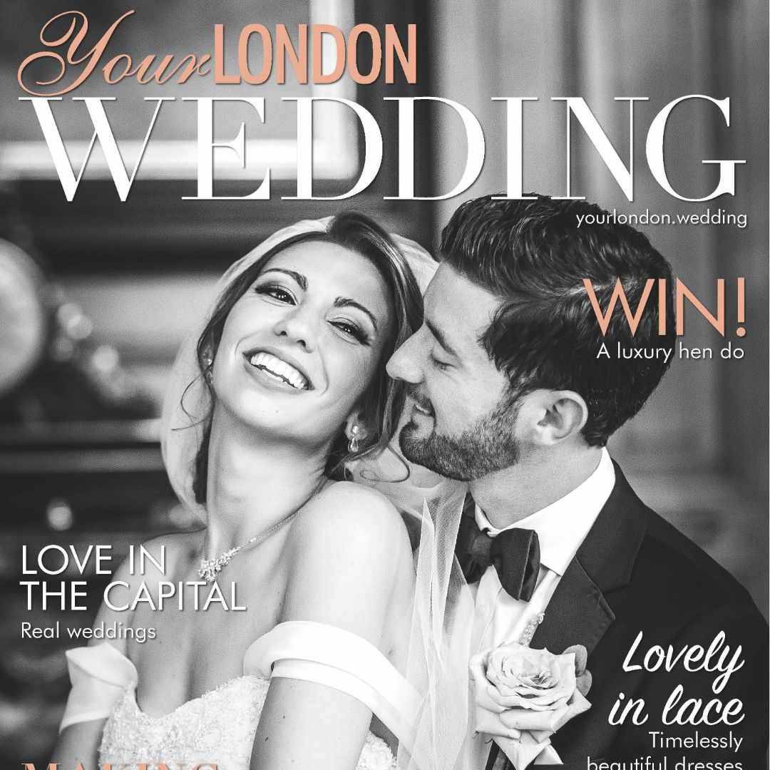 Your London Wedding cover - toastmaster